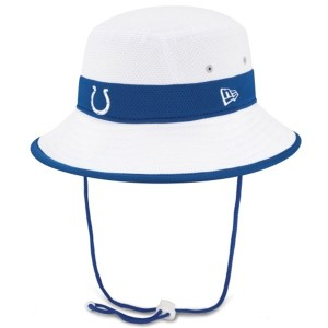 Men's Indianapolis Colts Royal/Gray 2015 On-Field 39THIRTY Flex Hat